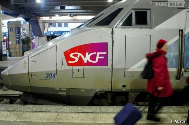 La SNCF présente son application Tranquilien pour éviter les rames pleines à craquer