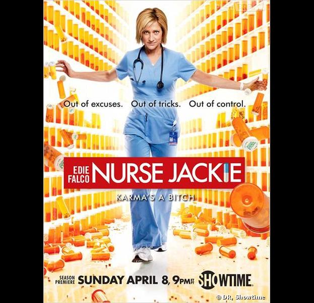 Nurse Jackie saison 6 : nouveau départ dans la série