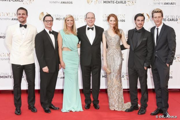 La cérémonie de clôture du Festival de Monte Carlo 2013 avait lieu ce jeudi 13 juin en présence du Prince Albert
