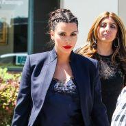 Kim Kardashian maman : la première photo de sa fille vaut déjà de l'or