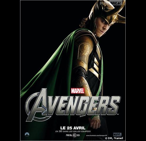 The Avengers 2 : Loki sera absent de cette suite