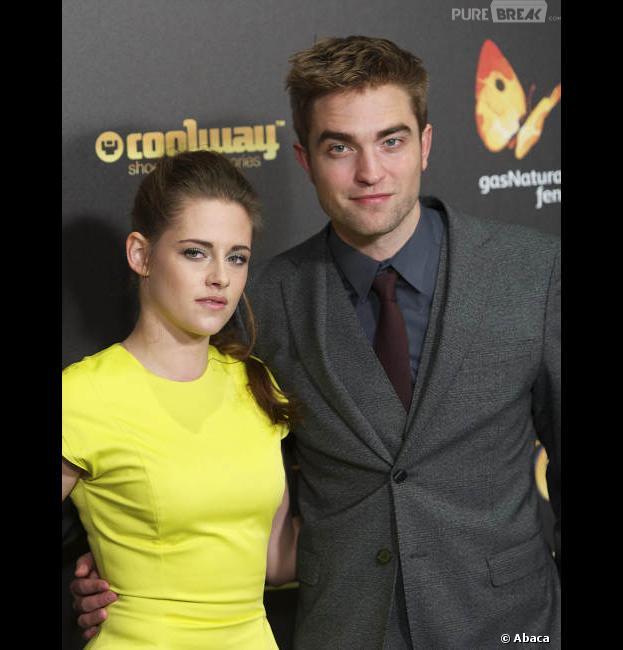 Robert Pattinson et Kristen Stewart : l'histoire d'amour sans fin