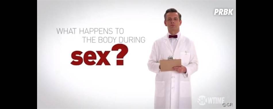 Michael Sheen dans Masters of Sex