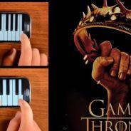 Game of Thrones : une incroyable cover du générique à l'aide... d'un téléphone