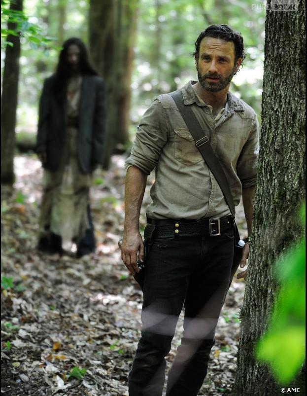 The Walking Dead saison 4 : Rick pourrait perdre sa main