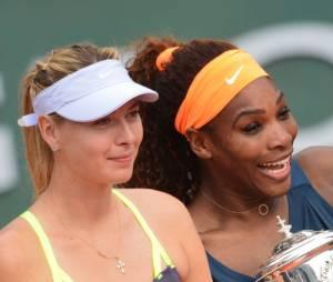 Maria Sharapova vs Serena Williams : la guerre est déclarée