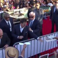 The Lone Ranger : avant-première de folie pour Johnny Depp