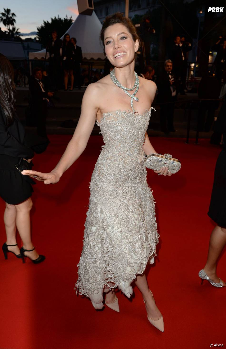 Jessica Biel aurait demandé des vêtements plus amples à sa styliste