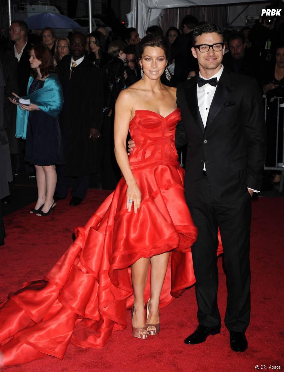 Jessica Biel : enceinte de Justin Timberlake ?