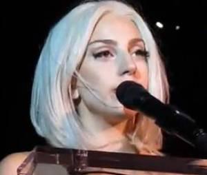Lady Gaga chante l'hmne américain à la soirée de lancement de la Gay pride new-yorkaise