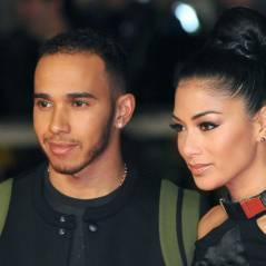 Lewis Hamilton et Nicole Sherzinger, la rupture : ça ne roule plus entre eux