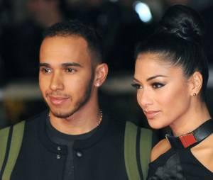 Lewis Hamilton et Nicole Sherzinger, en couple depuis 2007, se sont séparés