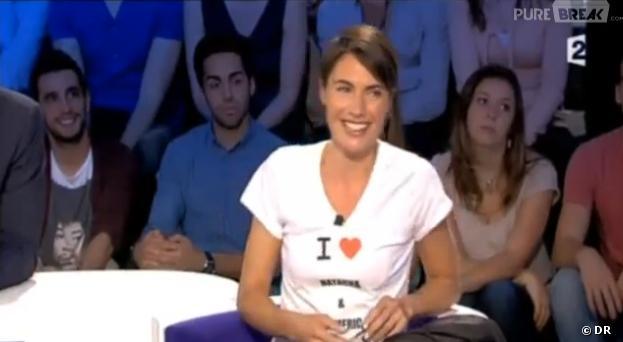 Alessandra Sublet aurait pu présenter Le grand Journal