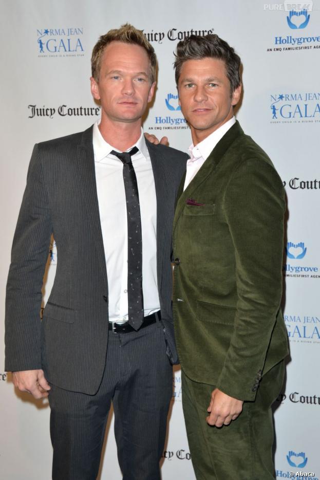Neil Harris Patrick et David Burtka sont fiancés depuis 2006