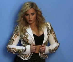 Demi Lovato en plein photoshoot pour Cosmo