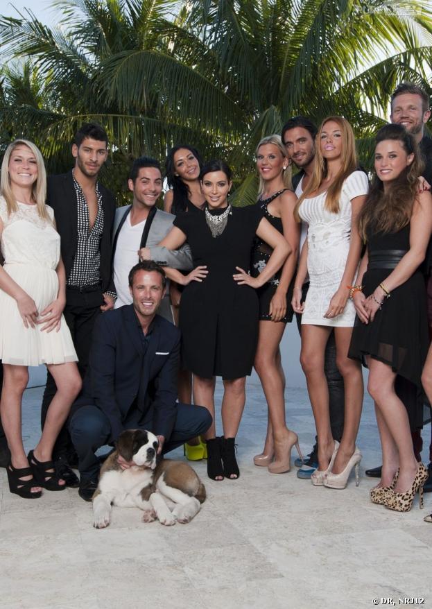 Kim Kardashian dans les Anges de la télé-réalité 5.