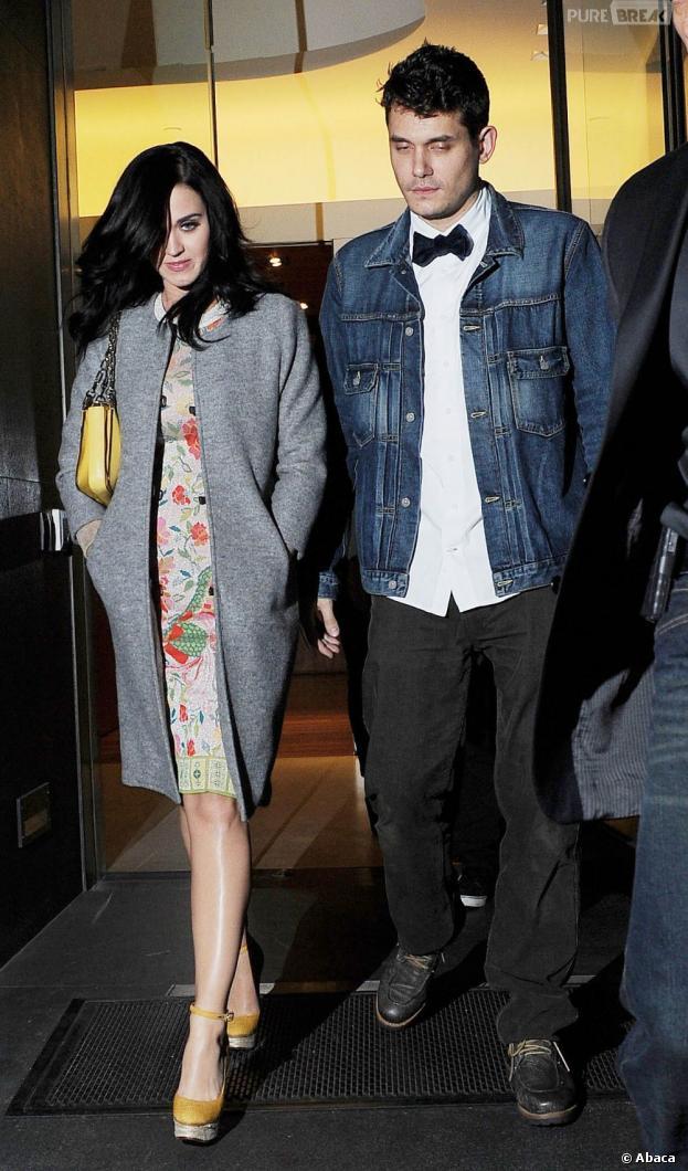 Katy Perry : John Mayer lui dédie une chanson pendant un concert