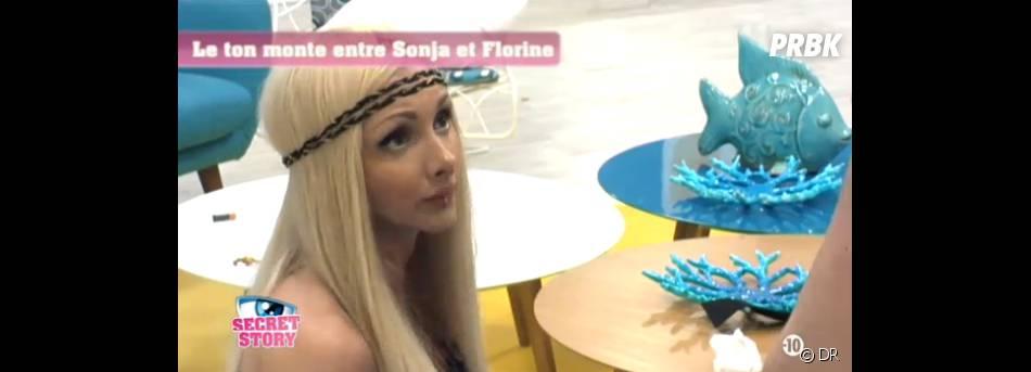 Secret Story 7 : nouvelle ennemie pour Florine dans la Maison des Secrets