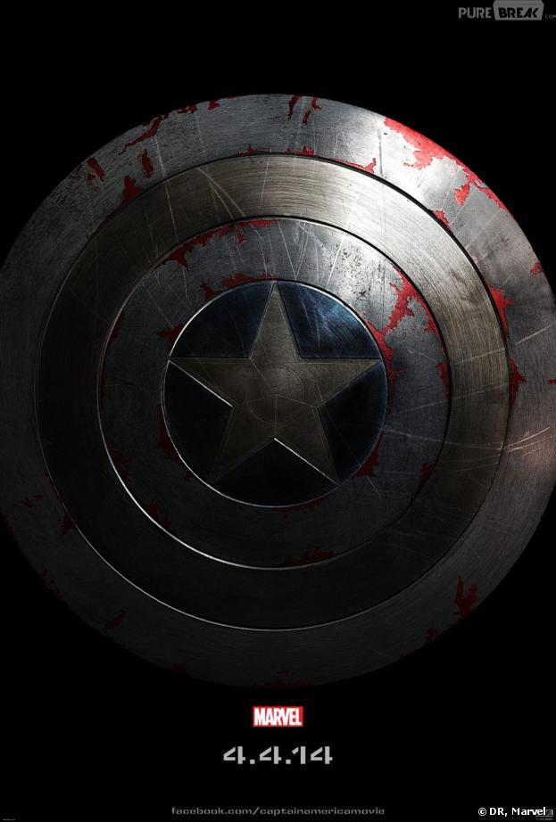 Captain America 2 : première affiche du film