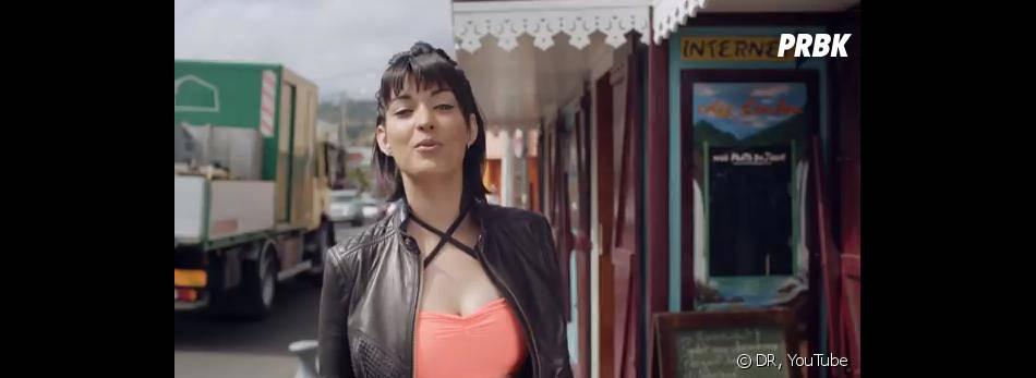 Sheryfa Luna et Axel Tony : Sensualité, le clip cheap mais estival.