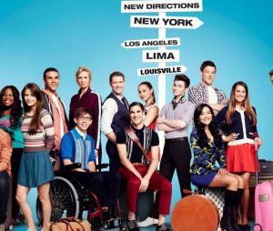 Glee : deux acteurs fiancés
