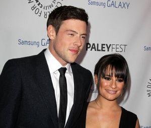Lea Michele et Cory Monteith, deuxième couple de Glee
