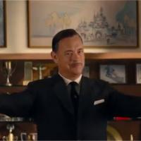 Tom Hanks en Walt Disney moustachu dans la bande-annonce de Saving Mr Banks