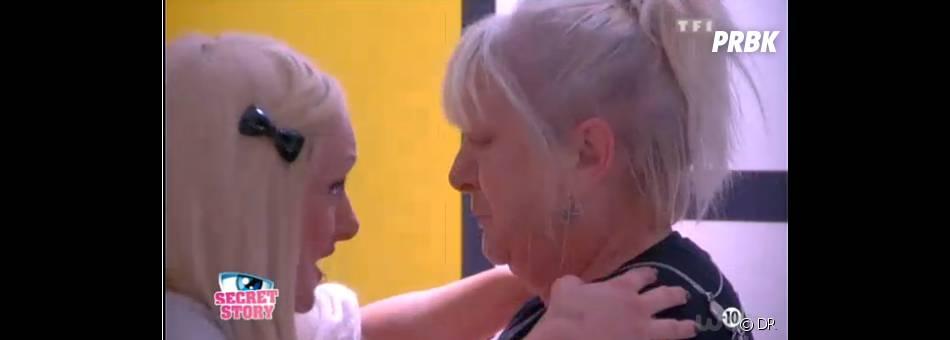 Secret Story 7 : Florine et sa maman en larmes dans la Maison des Secrets
