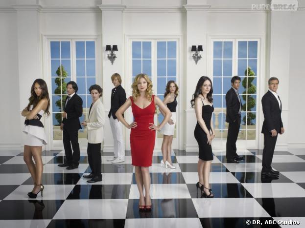 Revenge saison 3 : un nouvel acteur débarque