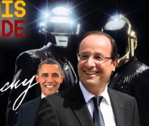 François Hollande : sa version de Get Lucky des Daft Punk