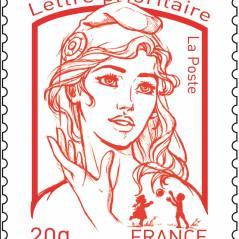 """Le nouveau timbre """"Marianne"""", inspiré d'une Femen, déjà boycotté"""
