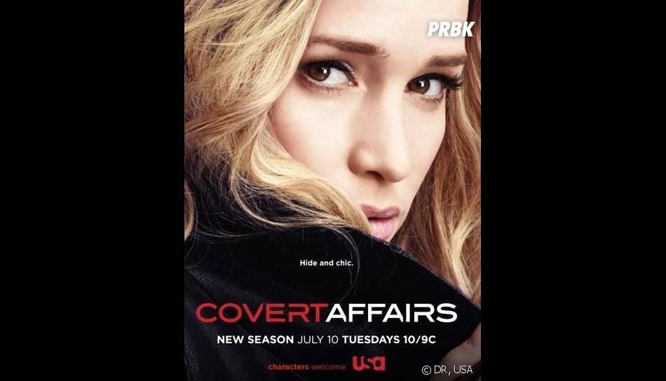 Covert Affairs saison 4, tous les mardis sur USA