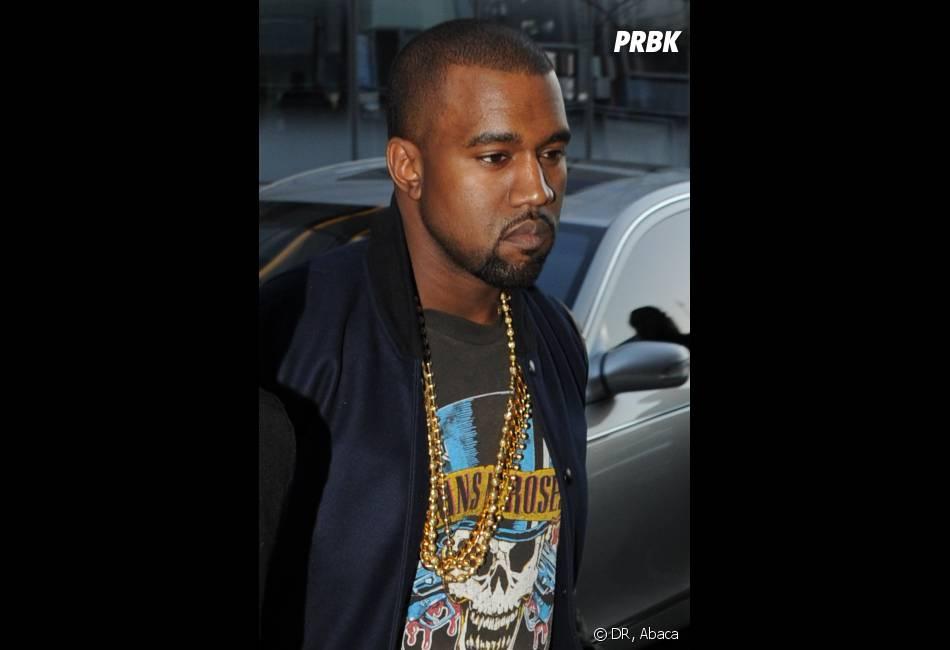 Kanye West prêt à être papa pour la deuxième fois.