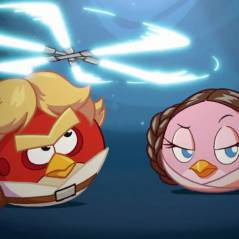 Angry Birds Star Wars sur consoles : les oiseaux vénères débarquent