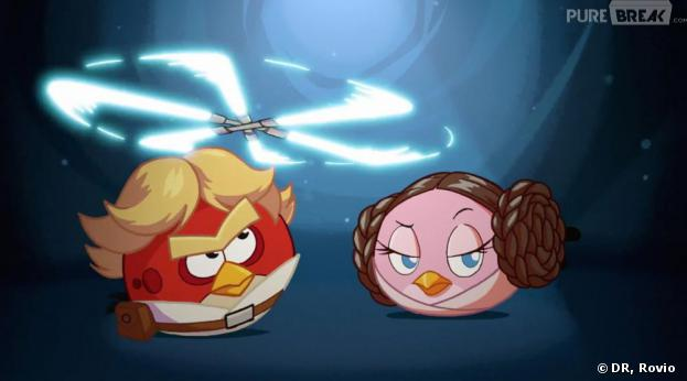 Angry Birds Star Wars débarquera en novembre sur toutes les consoles