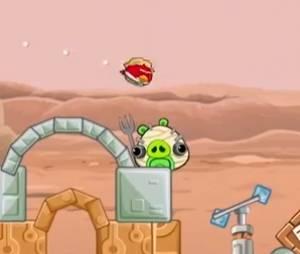 Angry Birds Star Wars débarquera en novembresur toutes les consoles