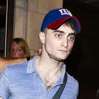 Daniel Radcliffe : sa tête de déterré ? C'est pour un rôle au théâtre