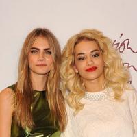 """Rita Ora et Cara Delevingne : """"rupture"""" entre les deux amies ?"""