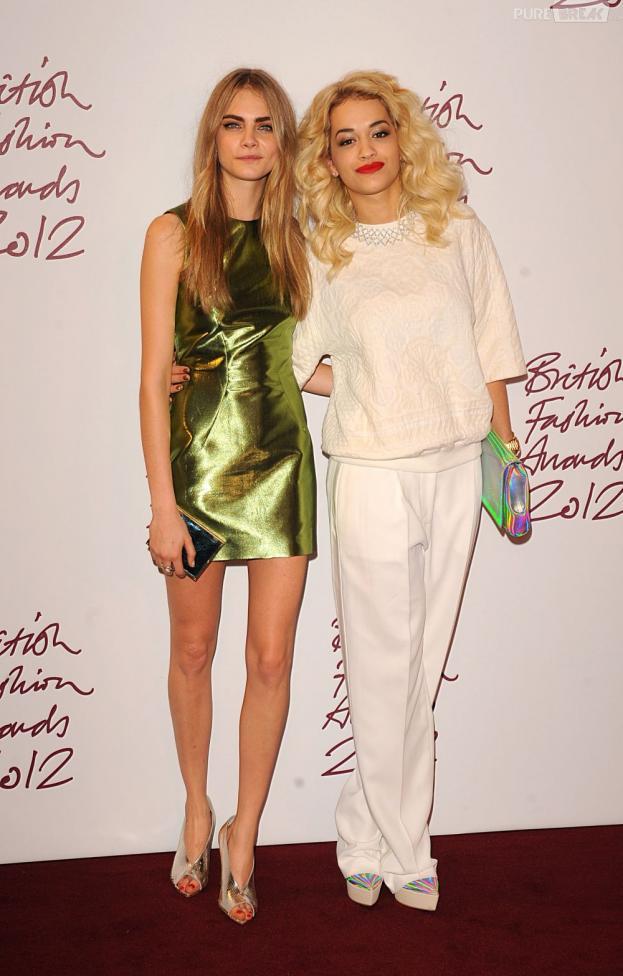 Rita Ora et Cara Delevingne : rupture pour les deux copines ?