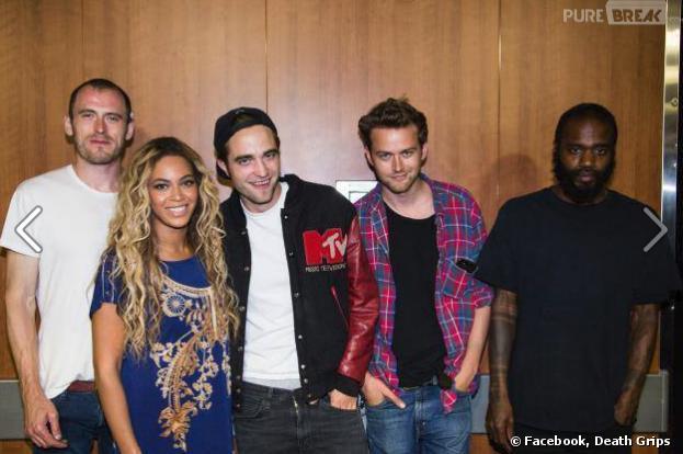 Robert Pattinson : une photo prouve qu'il ne s'est pas fait recaler des coulisses du concert de Beyoncé