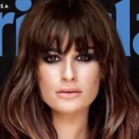Lea Michele en Une de Marie-Claire : déclaration à Cory Monteith un mois avant sa mort
