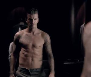 David Beckham se déshabille pour la pub sexy de son parfum