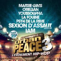 Urban Peace 3 le 28 septembre au Stade de France