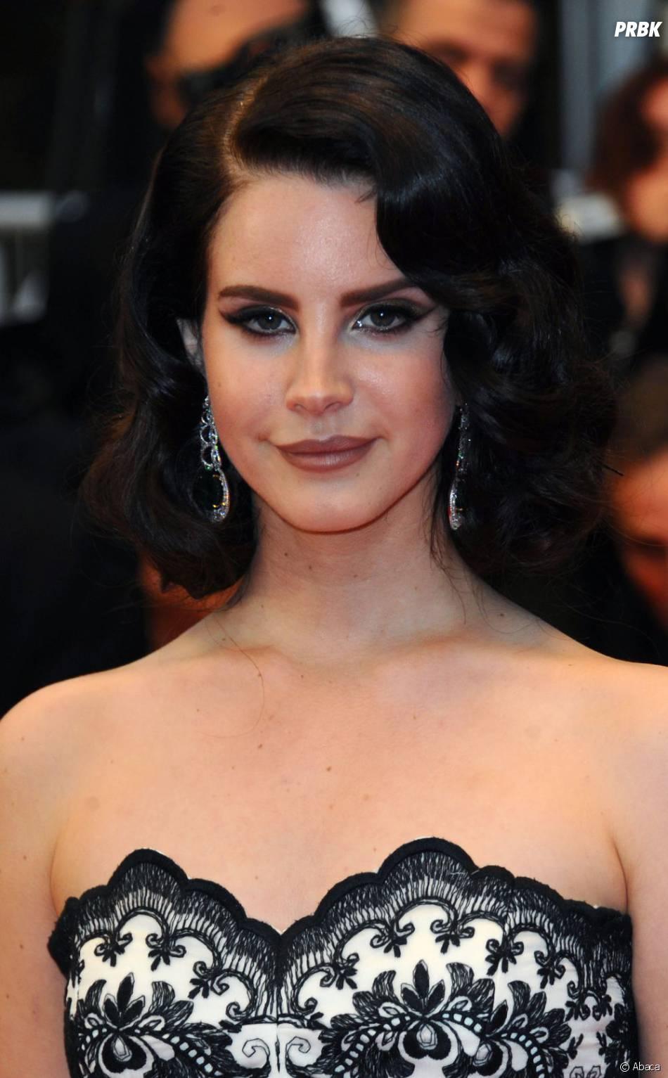 Lana Del Rey au festival de Cannes 2013