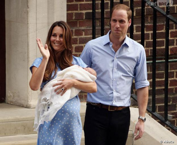 Kate Middleton a accouché sans péridurale ni anti-douleurs le 22 juillet 2013