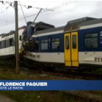 Collision entre deux trains en Suisse : 26 blessés dont 5 graves