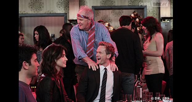 How I Met Your Mother saison 9 : le père de Barney revient