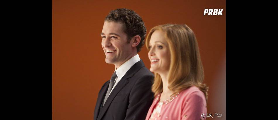 Glee saison 5 : Emma et Will mariés