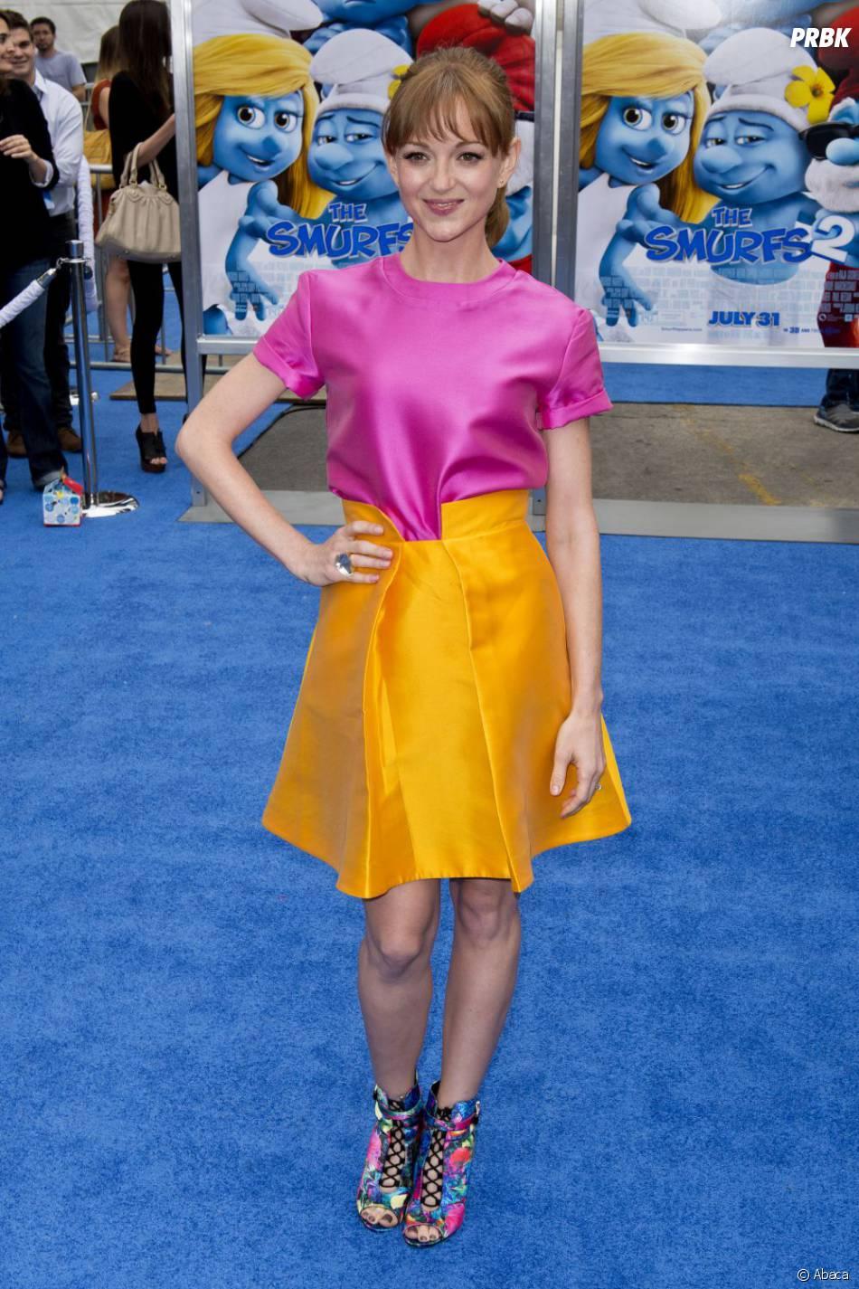 Jayma Mays jouera dans la série de CBS THe Millers