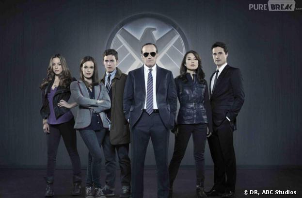 Agents of SHIELD bientôt diffusée sur M6